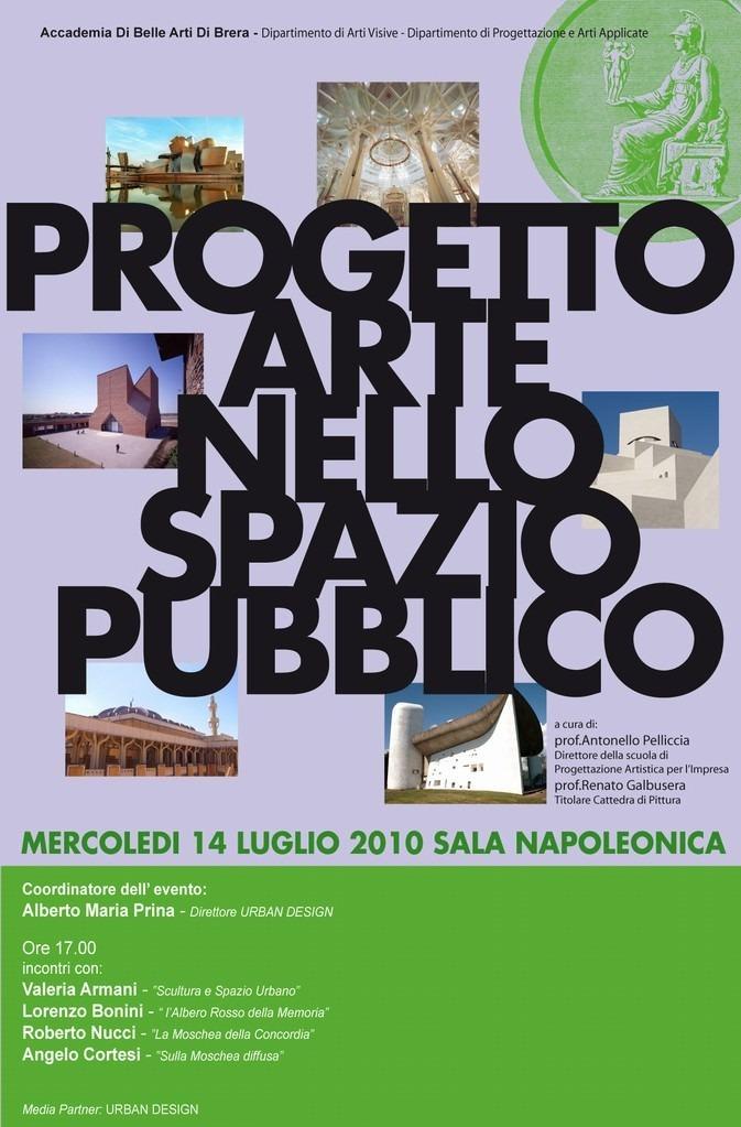 Scultura nella Città - Progetti per Milano, Palazzo della Permanente